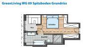 GreenLiving_WG_09_Spitz_Grundriss_Ansicht